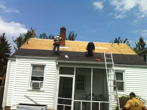 shingle roof underlayment