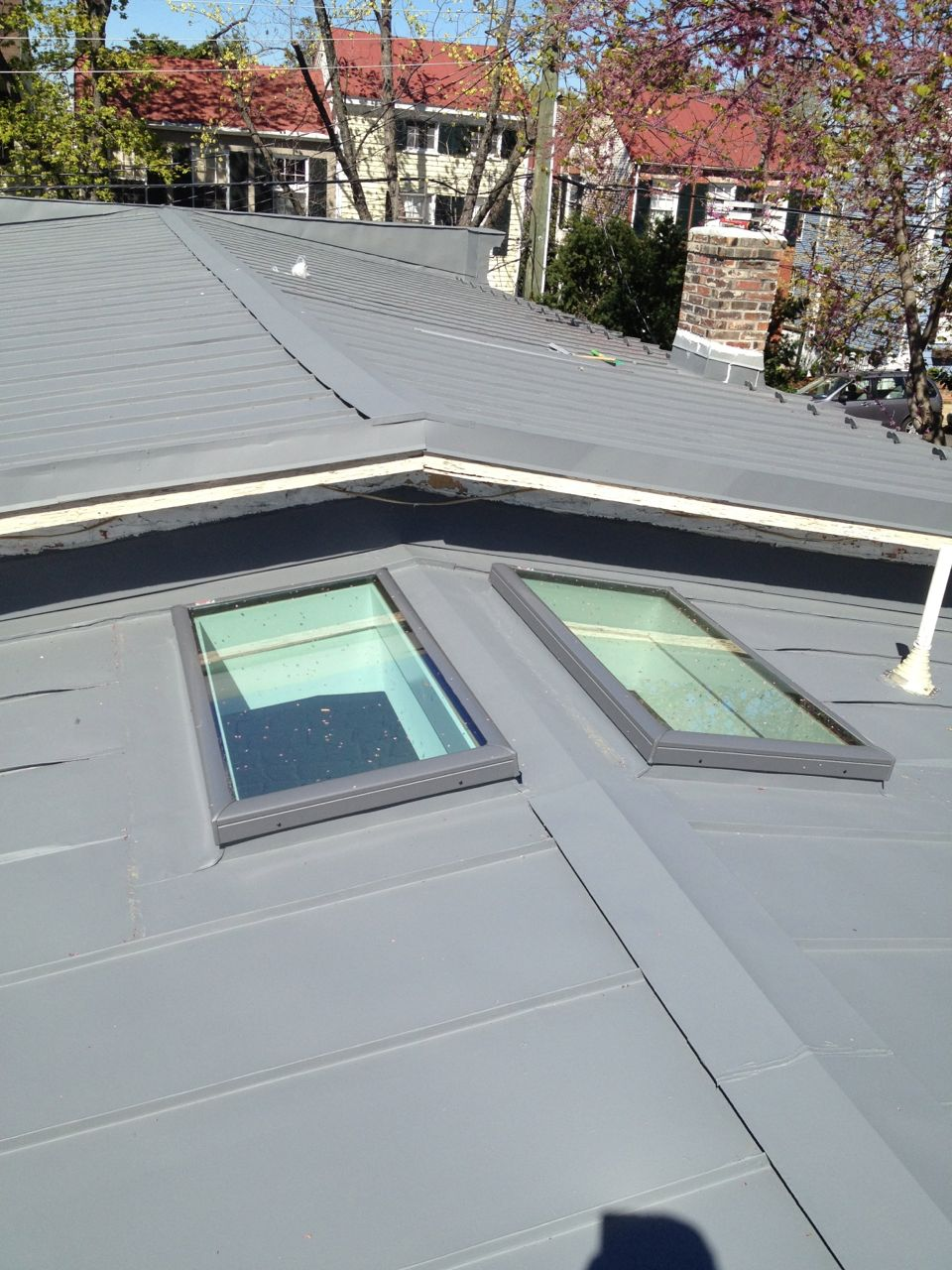 Arlington roofing company - Lyons Contracting