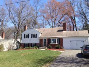 McLean shingle roof replacement